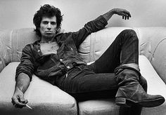 keith richards rock legend and man style icon