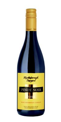 Martinborough Vineyard Pinot Noir 2008