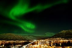 Nature puts on one of its finest shows with the aurora borealis. Here are some of Norway's best places to see the Northern Lights.