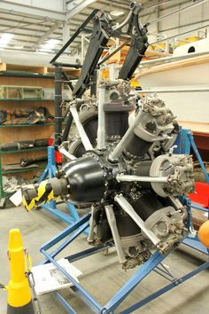 Handley-Page Hampden Resurrection at RAF Museum Cosford Radial Engine, Aircraft Engine, Air Space, Landing Gear, Volunteers, Restoration, Engineering, Museum, Cool Stuff