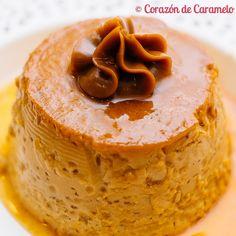 https://flic.kr/p/qzpvwJ | Flan de dulce de leche | Blog Corazón de Caramelo www.corazondecaramelo.es