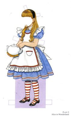 Favorite Storybook Characters - Alice