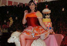 Caipira e sexy   Vestidos de festa juninas super sensuais para curtir o Arraiá de São João