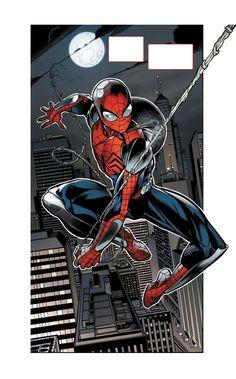 Peter Parker/ Spider-Man (Spider-man: Life Story) Marvel Comics Superheroes, Marvel Art, Marvel Heroes, Spiderman 4, Amazing Spiderman, Marvel Comic Character, Marvel Characters, Spectacular Spider Man, Western Comics