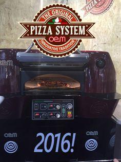 OEM ALI PIZZA SYSTEM