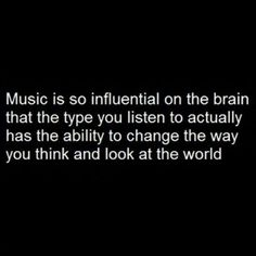 "WOW (makes me wonder about so-called ""music"", like rap, heavy metal, etc. The Words, Music Is Life, My Music, Live Music, Techno Music, The Power Of Music, Music Heals, Music Therapy, Types Of Music"