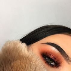 "71.7k Likes, 135 Comments - Anastasia Beverly Hills (@anastasiabeverlyhills) on Instagram: ""#AnastasiaBrows @olaa_ig BROWS: #Dipbrow in Ebony EYES: Modern Renaissance"""