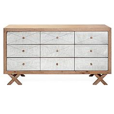 I would like to get this dresser because it really matches the lamp and would also set the room tone fairly well!
