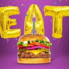 Celebrate Life, Hamburger, Celebrities, Ethnic Recipes, Food, Celebs, Essen, Burgers, Meals