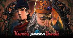 [HumbleBundle] Sierra Bundle - A partir de 1$ dolar