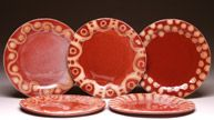 Dinnerware Place Settings Handcrafted by Mangum Pottery