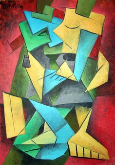 'Paar' von David Joisten bei artflakes.com als Poster oder Kunstdruck $6.48