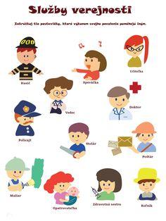 Preschool Jobs, Free Preschool, Kindergarten Worksheets, Worksheets For Kids, Community Helpers Worksheets, Community Helpers Preschool, People Who Help Us, Care Jobs, Summer Reading Program