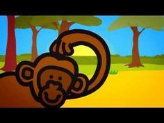 PipaPanda's Wilde Dierenliedjes - YouTube
