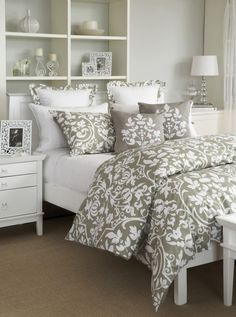 Bedding for new master bedroom