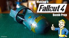 Making a Fallout 4 Bomb Prop