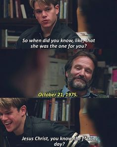 🎬: Good will hunting Best Movie Quotes, Best Motivational Quotes, Film Quotes, Funny Quotes, Romance Quotes, Mood Quotes, Quotes Inspirational, Quotes Quotes, Qoutes