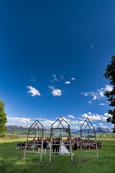 Venue with Awesome view. Photo by Chowen Photography.