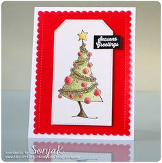 """Weihnachtskarte 