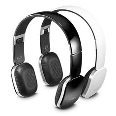 CANNICE H1 Foldable HIFI Wired Control Bluetooth 4.0 Headset Headphone With Mic