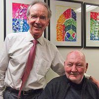 Artist Rebuilds His Life After A Freak Fall Left Him Quadriplegic