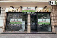 Antes: Divatto, ahora: HaigClub. Local en calle Serrano- Retail Real estate Services