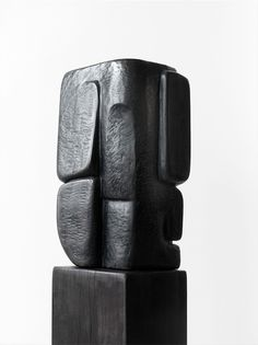 Mathieu Nab Sculptures I Modern Art Book I Photography by Frank Brandwijk I Interior 'Wood'