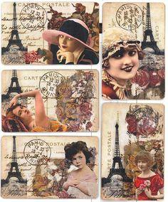 ATC 's Meet Me In Paris Series   Flickr