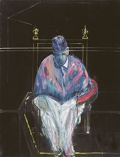 Francis Bacon's Study for Portrait II