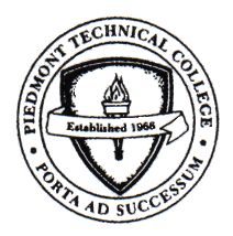 Piedmont Technical College seal