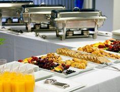 Breakfast Buffet - Ideas for the Buffet at a Wedding Reception [Slideshow]