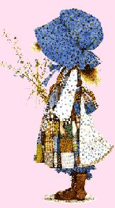 Vintage Holly Hobbie. Please enjoy  this repin! Be sure to visit my Facebook page: Stay Beautiful Within or my blog www.staybeautifulwithin.blogspot.com