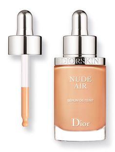 Les nouveaux fonds de teint - Diorskin nude air Dior