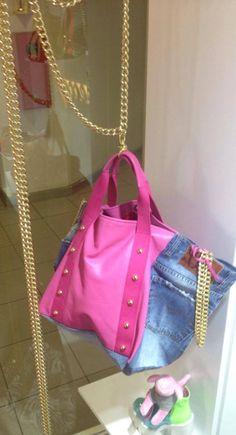 Maxibag Basic Pink By Rebeccaj