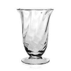 William Yeoward Crystal - Country Spiral Vase - H24cm