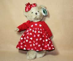 Bearington Bears Mya Love Valentines 2012 Special Edition Bear