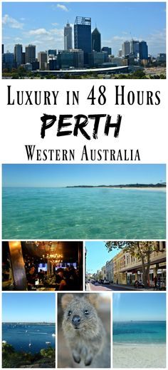 PIN FOR LATER: 48 Hours in Perth, Western Australia! See Fremantle, Cottesloe, Swan River, and Rottnest Island all in just one weekend! Plus, my favourite city bars for the perfect bar crawl!