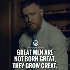 Are you a Great Man? Type Below I'M GREAT, if you are! Mention a Great Man you know as well!