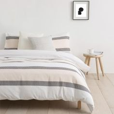 Lex Queen Quilt Cover | Woolworths.co.za