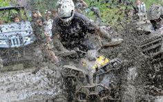 En Can-Am Renegade 1000 X xc au Kahnawake Mud Fest - Course - Quadnet.ca - Le Monde du VTT