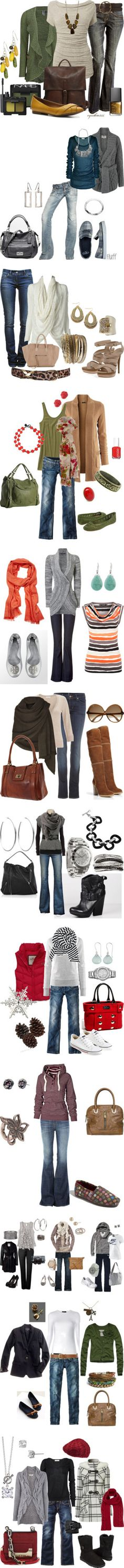 """""""Cozy casual"""" by tiffany-pierce ❤ liked on Polyvore"""