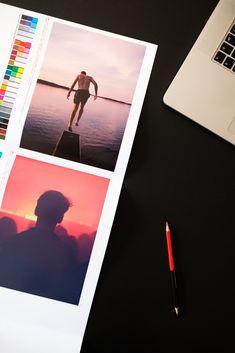 "Test print ""Quietudes"" by Daniel Zachrisson Polaroid Film, Books, Libros, Book, Book Illustrations, Libri"