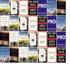"Wednesday, October 22, 2014: The Brookfield Library has five new bestsellers and three other new books in the Society section.   The new titles this week include ""A Path Appears: Breaking Down Barriers to Opportunity,"" ""The Meaning of Human Existence,"" and ""Capital in the Twenty-First Century."""