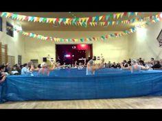 AQUABELY - Pochovávání basy 2014 - YouTube