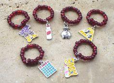 Bingo Stemware Jewelry  Bling For Your by KipajiPraiseJewelry
