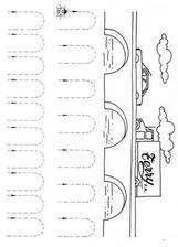 Pracovné listy: Grafomotorika - Album používateľky mery333 Preschool Writing, Preschool Worksheets, Kindergarten Worksheets, Preschool Activities, Pre Writing, Coloring For Kids, Shapes, Colors, Special Education