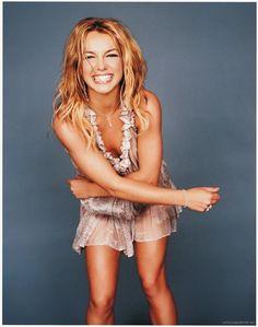 Britney spears smile 2003