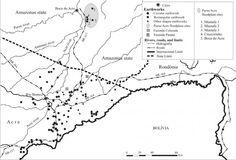 Satellite Detects Ruins of Ancient Civilization Brazil