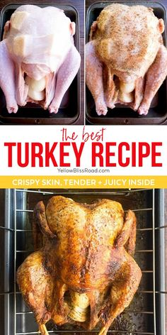 Best Thanksgiving Turkey Recipe