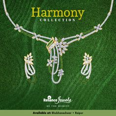 #EastCollection Handpicked designs for the select few Presenting  Harmony Collection How about falling in love with a very special person in your life. You! Presenting 'Harmony', a magnificent range of stunning Diamond Jewellery enthused by the ever-inspiring 'Garden of Versailles'. Inherit elegance in the most stylish way with designs that will leave you with awe. Be the best version of you, everyday. Be the moment. www.reliancejewels.com Reliance Jewels Be The Moment #Reliance #Relian